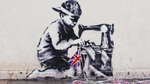 banksy child worker