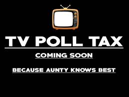 tv poll tax