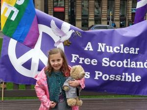 nuclear free scotland