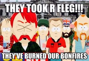 burned our bobfires