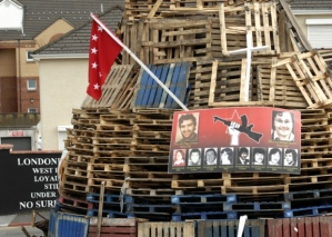 hunger strikers on bonfire 2