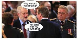 corbyn and cameron