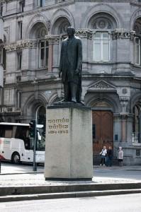 Davis-Statue-