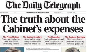 expenses cover-up