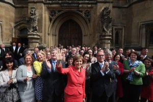 SNP Mps at wesrminster