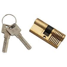 two master keys