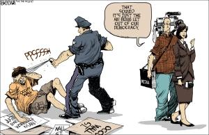 ballymena democracy
