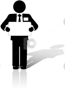 businessman symbol