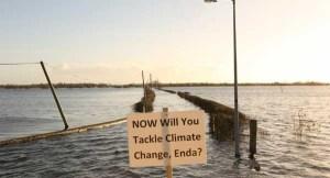 climate change enda