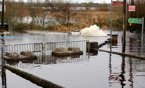 Storm Frank is the sixth storm to hit Ireland this month, it is expected to hit the West of Ireland on Tuesday with heavy rain and winds. Picture: Hany Marzouk