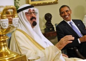 obama and saudi
