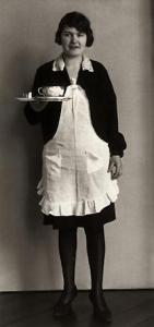 waitress 1914