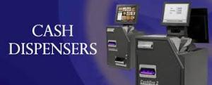 cash dispensers