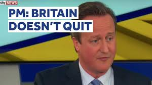 britain doesn't quit